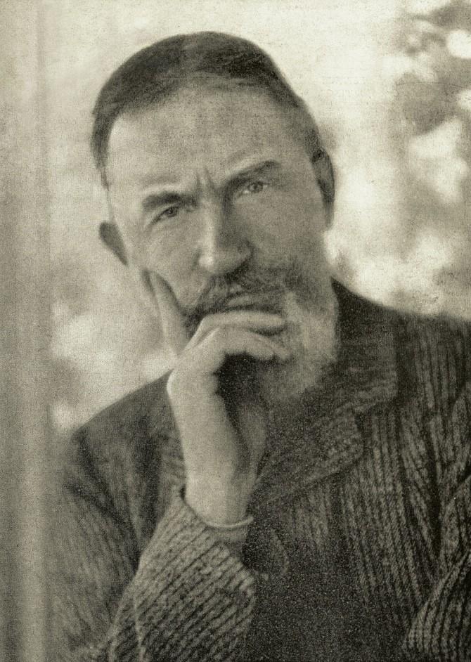 조지 버나스 쇼(George Bernard Shaw), 1911년. - illustrated London News 제공